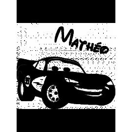cars avec prenom